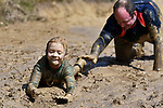 Mud Monster Mud Rush, Albany, New Zealand. Sunday 8 September 2019. © Copyright Image: Marc Shannon / www.bwmedia.co.nz
