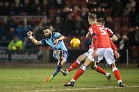 Crewe Alexandra v Wycombe Wanderers - 14.02.2017