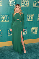 HOLLYWOOD, CA - AUGUST 7: Chloe Bennet at the premiere of Crazy Rich Asians at the TCL Chinese Theater in Hollywood, California on August 7, 2018. <br /> CAP/MPI/DE<br /> &copy;DE//MPI/Capital Pictures