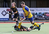 Capital v Southern Men. Under 21 National Hockey Championships, North Harbour Hockey Stadium, Auckland, Tuesday 7 May 2019. Photo: Simon Watts/Hockey NZ