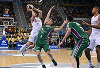 2018.02.15 Copa ACB Real Madrid Baloncesto VS Unicaja