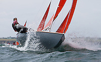 Squib South Coast Championships 2012