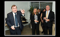 John Prescott MP - Centrepoint, London - 25th October 2007