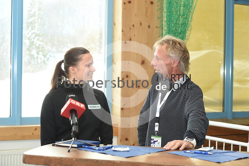 SPEEDSKATING: INZELL: Max Aicher Arena, 06-02-2019, ISU World Single Distances Speed Skating Championships, Vanessa Herzog (AUT), ©photo Martin de Jong