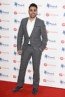 Dr Ranj Singh at the Virgin Money Giving Mind Media Awards at the Odeon Leicester Square, London, UK. <br /> 13 November  2017<br /> Picture: Steve Vas/Featureflash/SilverHub 0208 004 5359 sales@silverhubmedia.com