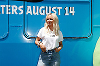 """LOS ANGELES - AUG 10:  Dove Cameron at the """"The Angry Birds Movie 2"""" at the Village Theater on August 10, 2019 in Westwood, CA"""