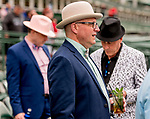 LOUISVILLE, KENTUCKY - APRIL 27: Scenes from opening night at Churchill Downs and The Awards in the Arts at Churchill Downs in Louisville, Kentucky on April 27, 2019. Scott Serio/Eclipse Sportswire/CSM