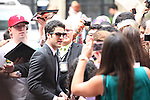 Darren Criss with fans attending the The 2012 Toronto International Film Festival.Red Carpet Arrivals for 'IMOGENE' at the Ryerson Theatre in Toronto on 9/7/2012