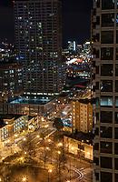 Night Sky in Atlanta