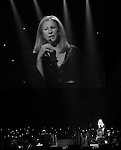 Barbra Streisand & Conductor William Ross  'Barbra Streisand Back To Brooklyn' - performance at the United Center in Chicago 10/26/2012