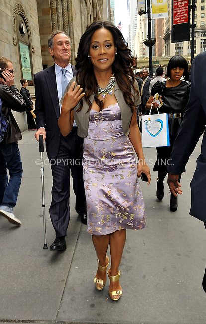 WWW.ACEPIXS.COM....May 6 2013, New York City....Actress Robin Givens out in Midtown Manhattan on May 6 2013 in New York City....By Line: Romeo/ACE Pictures......ACE Pictures, Inc...tel: 646 769 0430..Email: info@acepixs.com..www.acepixs.com