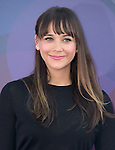Rashida Jones attends The Disney Pixar L.A. Premiere of Inside Out held at The El Capitan Theatre  in Hollywood, California on June 08,2015                                                                               © 2015 Hollywood Press Agency