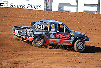 Apr 16, 2011; Surprise, AZ USA; LOORRS driver Ryan Beat (51) during round 3 at Speedworld Off Road Park. Mandatory Credit: Mark J. Rebilas-.