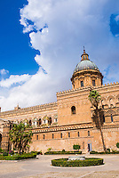Duomo di Palermo (Palermo Cathedral), Sicily, Italy, Europe. This is a photo of Duomo di Palermo (Palermo Cathedral), Sicily, Italy, Europe