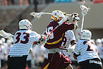 05-02-10 Arizona State vs Chapman MCLA/SLC Division I Men's Lacrosse Final