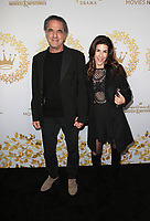 PASADENA, CA - FEBRUARY 9: Robin Thomas, Guest, at the Hallmark Channel and Hallmark Movies &amp; Mysteries Winter 2019 TCA at Tournament House in Pasadena, California on February 9, 2019. <br /> CAP/MPI/FS<br /> &copy;FS/MPI/Capital Pictures
