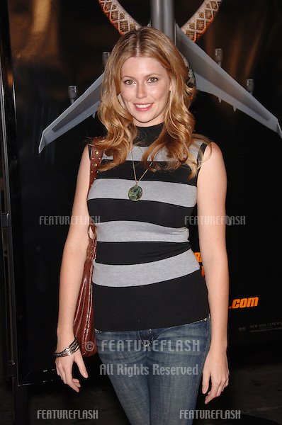 """Actress DIORA BAIRD at the Los Angeles premiere of """"Snakes on a Plane"""" at the Chinese Theatre, Hollywood..August 17, 2006  Los Angeles, CA.© 2006 Paul Smith / Featureflash"""
