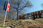 Northgate Apartments. Photo by Nathan Latil/Ole Miss Communications