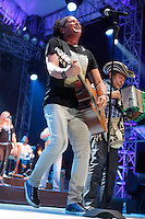 Carlos Vives, durante su presentacion en las Fiestas del Pitic 2013,<br /> el 02 junio del 2013, Hermosillo Sonora.