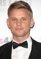 Jeff Brazier at the Collars &amp; Coats Gala Ball 2018 at Battersea Evolution, Battersea Park, London on Thursday 1st November 2018<br /> CAP/JIL<br /> &copy;JIL/Capital Pictures