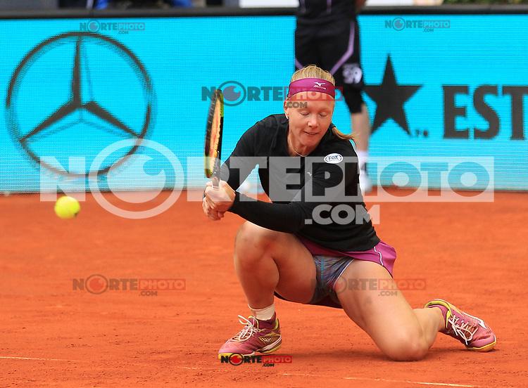 Kiki Bertens, Netherlands, during Madrid Open Tennis 2018 Final match. May 12, 2018.(ALTERPHOTOS/Alberto Simon)