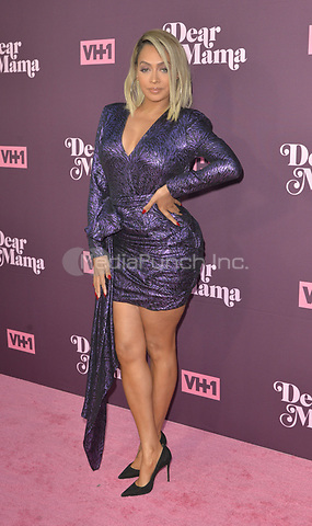 "LOS ANGELES, CA- MAY 03: La La Anthony at the VH1's Third Annual ""Dear Mama: A Love Letter to Moms"" at the Theatre at ACE Hotel on May 3, 2018 in Los Angeles, California.Credit: Koi Sojer/Snap'N U Photos/Media Punch"