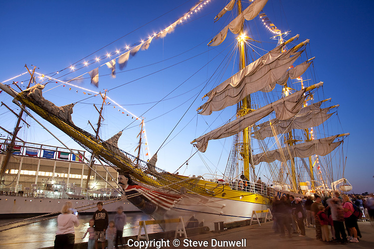 Mircea, Tall Ships, Boston Harbor, Boston, MA,