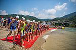 Partenza gara femminile | Women race start