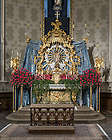 Apr. 7, 2015; Bernini Altar, Lady Chapel, Basilica of the Sacred Heart. (Photo by Matt Cashore/University of Notre Dame)