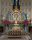 Apr. 7, 2015; Bernini Altar, Lady Chapel, Basilica of the Sacred Heart. (Photo by Matt Cashore/University of Notre Dame)