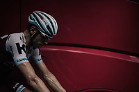 Tony Martin (GER/Katusha-Alpecin) warming down after the stage<br /> <br /> 104th Tour de France 2017<br /> Stage 10 - Périgueux › Bergerac (178km)