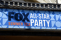 BEVERLY HILLS - AUGUST 7: Atmosphere at the FOX 2019 Summer TCA All-Star Party on New York Street on the FOX Studios lot on August 7, 2019 in Los Angeles, California. (Photo by Vince Bucci/FOX/PictureGroup)