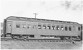 RD042 D&RGW Closed Vestibule Passenger Cars