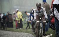 Dwars Door Vlaanderen 2013.Sébastien Minard (FRA)