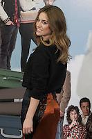 Actress Blanca Suarez poses during `Perdiendo el Norte´ film presentation photocall in Madrid, Spain. March 03, 2015. (ALTERPHOTOS/Victor Blanco) /NORTEphoto.com