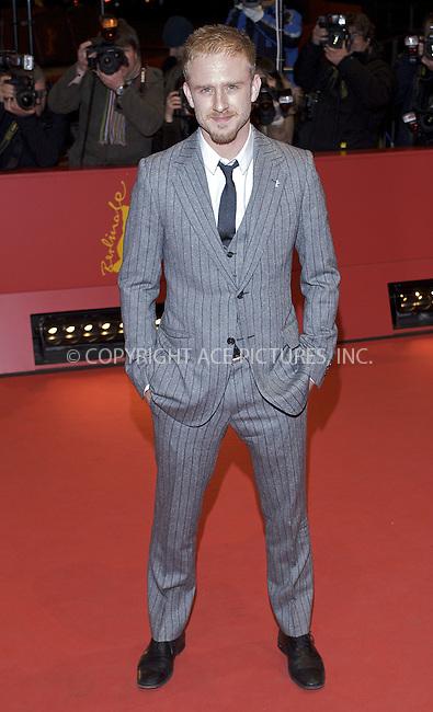 "59th Berlinale..Ben Foster ""The messenger""..(C) GWYNPLAINE - ASTUFOTO"