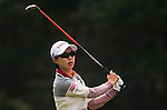 Hyo-Joo Kim of Korea in action during the Hyundai China Ladies Open 2014 on December 10 2014 at Mission Hills Shenzhen, in Shenzhen, China. Photo by Xaume Olleros / Power Sport Images