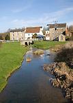 Rackhams, former watermill, River Deben, Wickham Market, Suffolk, England