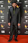 Manolo Solo attends to the Feroz Awards 2017 in Madrid, Spain. January 23, 2017. (ALTERPHOTOS/BorjaB.Hojas)