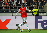 Joe Wilcock (Arsenal London) - 19.09.2019:  Eintracht Frankfurt vs. Arsenal London, UEFA Europa League, Gruppenphase, Commerzbank Arena<br /> DISCLAIMER: DFL regulations prohibit any use of photographs as image sequences and/or quasi-video.