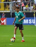 Leon Goretzka (Deutschland, Germany) - 05.06.2019: Öffentliches Training der Deutschen Nationalmannschaft DFB hautnah in Aachen