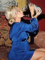 LAS VEGAS, NV - December 1: Holly Madison at the Animal Foundation Happy Anniversary Hour at the House of Blues Foundation Room on December 1, 2012 in Las Vegas, Nevada. Credit: Kabik/Starlitepics/MediaPunch Inc. /NortePhoto
