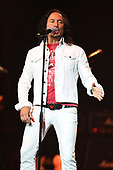 HOLLYWOOD FL - JUNE 30: Steve Augeri of Journey performs at Hard Rock Live held at the Seminole Hard Rock Hotel & Casino on June 30, 2017 in Hollywood, Florida. : Credit Larry Marano © 2017