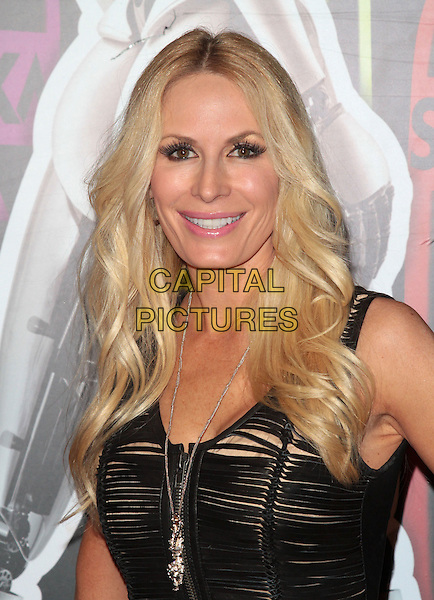 Peggy Tanous.The Second Annual 'Night of a Billion Reality Stars' Bash held at the Supperclub, Los Angeles, California, USA, 29th March 2012..portrait headshot  black smiling .CAP/ADM/SLP/JO.©James Orken/Starlitepics/AdMedia/Capital Pictures.