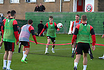 David Brooks of Sheffield Utd during the Sheffield Utd training session at the Shirecliffe Training Complex , Sheffield. Picture date: September 29th, 2016. Pic Simon Bellis/Sportimage