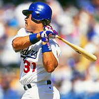 LA Dodgers Mike Piazza