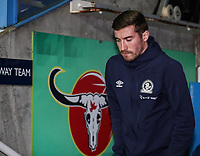 Blackburn Rovers' Joe Rothwell pictured before the match<br /> <br /> Photographer Andrew Kearns/CameraSport<br /> <br /> The EFL Sky Bet Championship - Reading v Blackburn Rovers - Wednesday 13th February 2019 - Madejski Stadium - Reading<br /> <br /> World Copyright © 2019 CameraSport. All rights reserved. 43 Linden Ave. Countesthorpe. Leicester. England. LE8 5PG - Tel: +44 (0) 116 277 4147 - admin@camerasport.com - www.camerasport.com