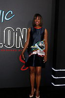 """LOS ANGELES - JUL 24:  Aisha Tyler at the """"Atomic Blonde"""" Los Angeles Premiere at The Theatre at Ace Hotel on July 24, 2017 in Los Angeles, CA"""
