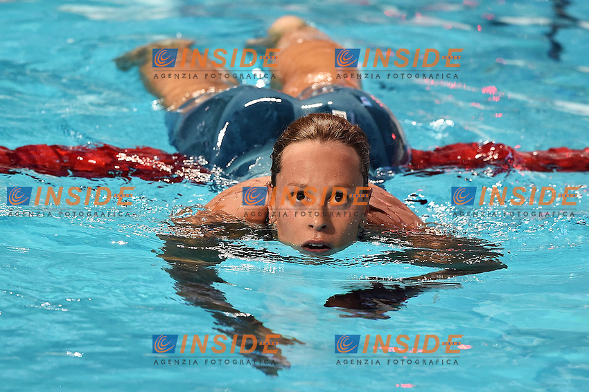 PELLEGRINI Federica ITA Women's 200m Freestyle <br /> Day12 04/08/2015 Kazan Arena <br /> Swimming Nuoto <br /> XVI FINA World Championships Aquatics  <br /> Kazan Tatarstan RUS <br /> Photo Andrea Staccioli/Deepbluemedia/Insidefoto