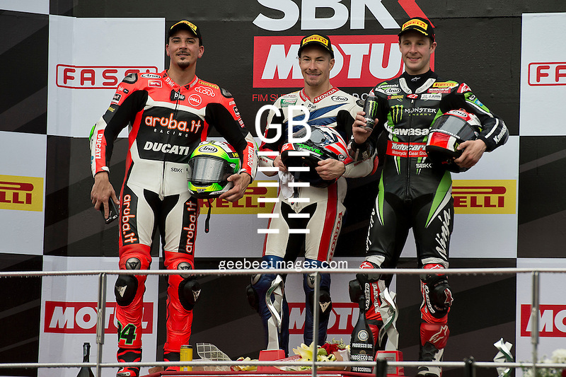 2016 FIM Superbike World Championship, Round 06, Sepang, Malaysia, 13-15 May 2016, Nicky Hayden, Honda